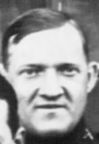 Detail from a larger photo showing only Goodnow's face.